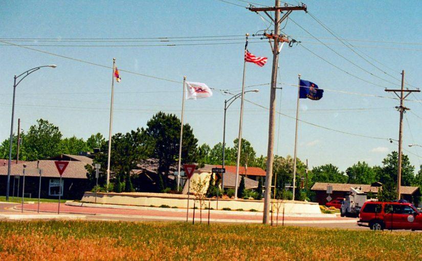 Central Kansas, 23 May, 2001: