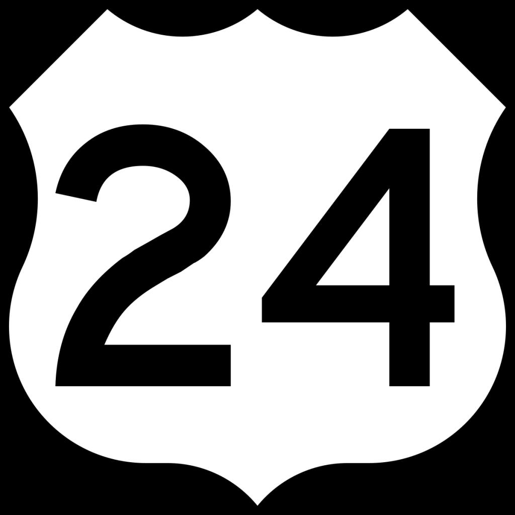 US 24